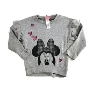 Disney Minnie Mouse Sweater 3T